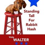 A Vote for Walter